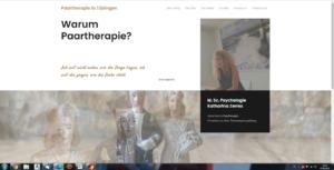 Paartherapie in Tübingen